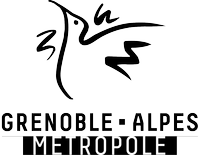 Logo Grenoble-Alpes Métropole